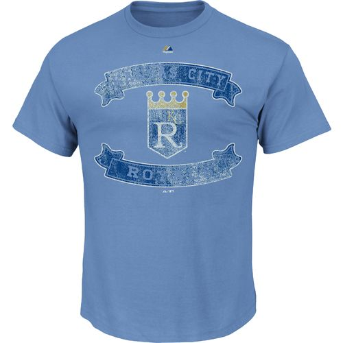 Majestic Men s Kansas City Royals Cooperstown Gold Glove Caliber T-shirt