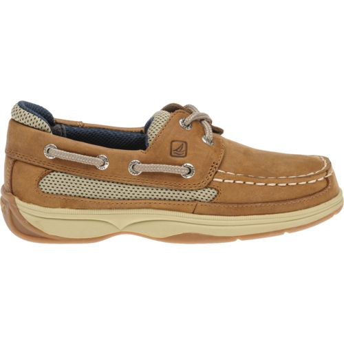 Sperry Boys' Lanyard Casual Boat Shoes
