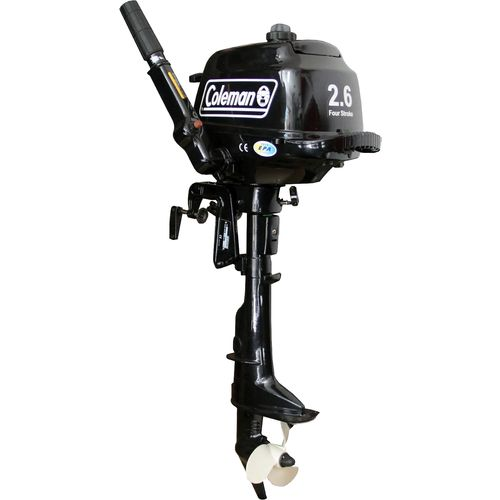 Coleman® 2.6 HP BMS Outboard Motor