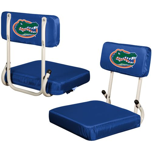Logo Chair University of Florida Hard Back Stadium