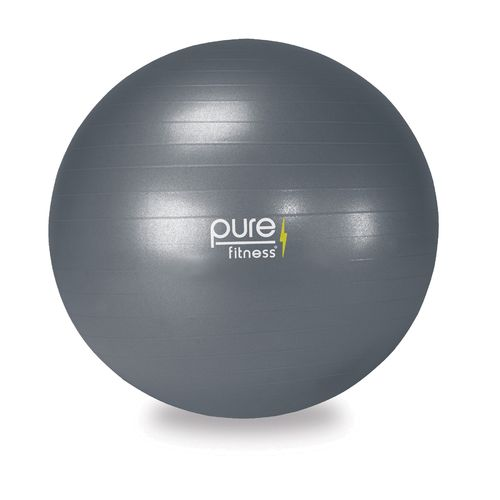 Pure Fitness 75 cm Fitness Ball with Pump