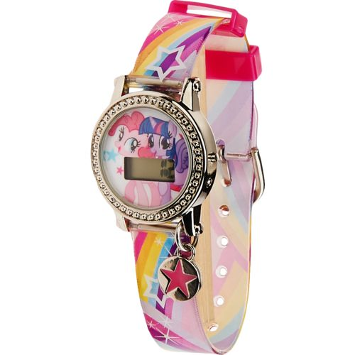 Hasbro Girls' My Little Pony Digital Watch
