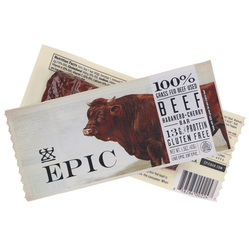 Epic Meat Protein Bar