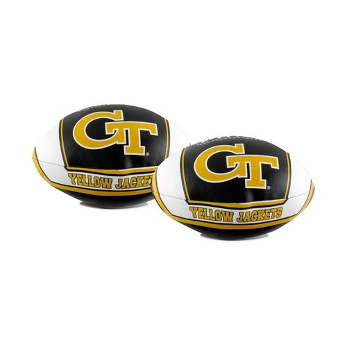 "Rawlings® Georgia Tech Goal Line 8"" Softee Football"