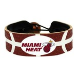 GameWear Adults' Miami Heat Basketball Bracelet