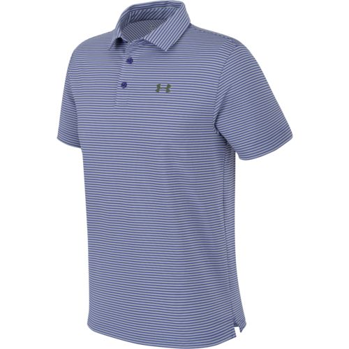 Under Armour  Men s Elevated Heather Polo Shirt