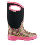 Bogs Kids' Classic Sweet Pea Insulated Boots