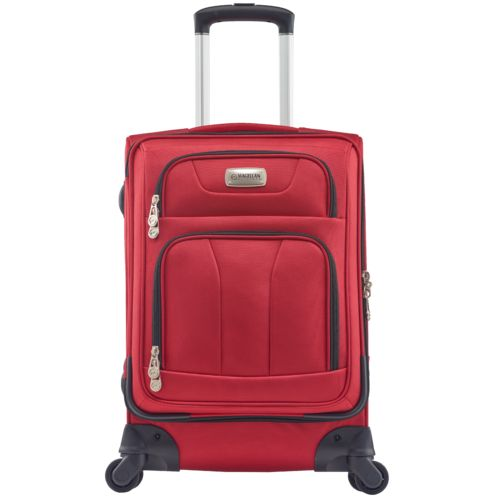 Display product reviews for Magellan Outdoors 21 in Spinner Suitcase