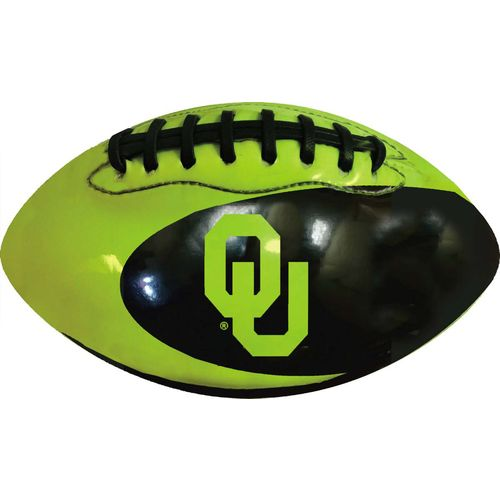 GameMaster University of Oklahoma Glow-in-the-Dark Mini Football