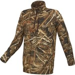 Drake Waterfowl Men's BreatheLite 1/4 Zip Pullover
