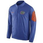 Nike Men's University of Florida Lockdown 1/2 Zip Jacket