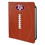 GameWear Texas A&M University Classic Football Portfolio with Notepad
