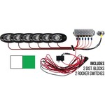 Rigid Industries Signature Series Brandon Palaniuk Boat Deck Light Kit