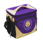 Logo Chair Orlando City SC 24-Can Cooler