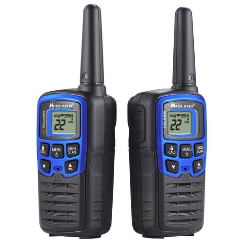 Display product reviews for Midland X-Talker ALR2 GMRS 2-Way Radios 2-Pack