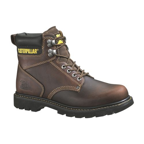 Cat Footwear Men's Second Shift Steel-Toe Work Boots
