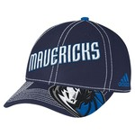 adidas Adults' Dallas Mavericks Team Nation Ball Cap