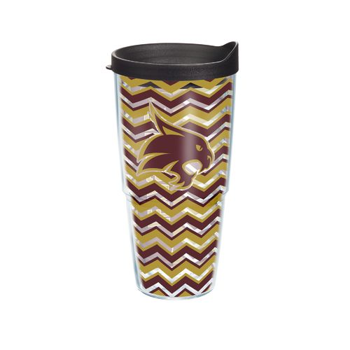 Tervis Texas State University 24 oz. Tumbler with Lid