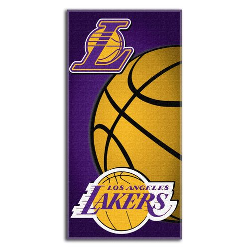 The Northwest Company Los Angeles Lakers Beach Towel