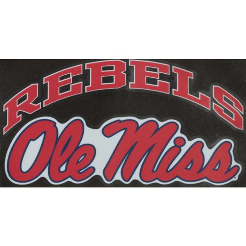 "Stockdale University of Mississippi 8"" x 8"" Vinyl Die-Cut Decal"