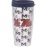 Signature Tumblers University of Mississippi 16 oz. Traveler Thermal Insulated Tumbler