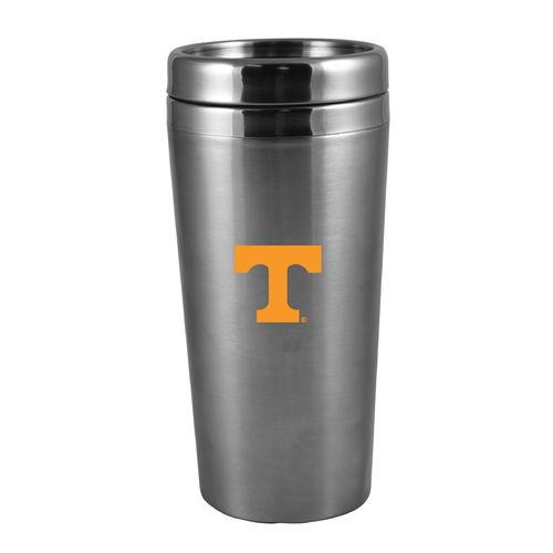 The Fanatic Group University of Tennessee 16 oz. Rubberized Stainless-Steel Tumbler