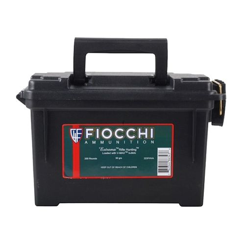 Fiocchi Extrema .223 Remington/5.56 NATO 40-Grain Centerfire Rifle Ammunition