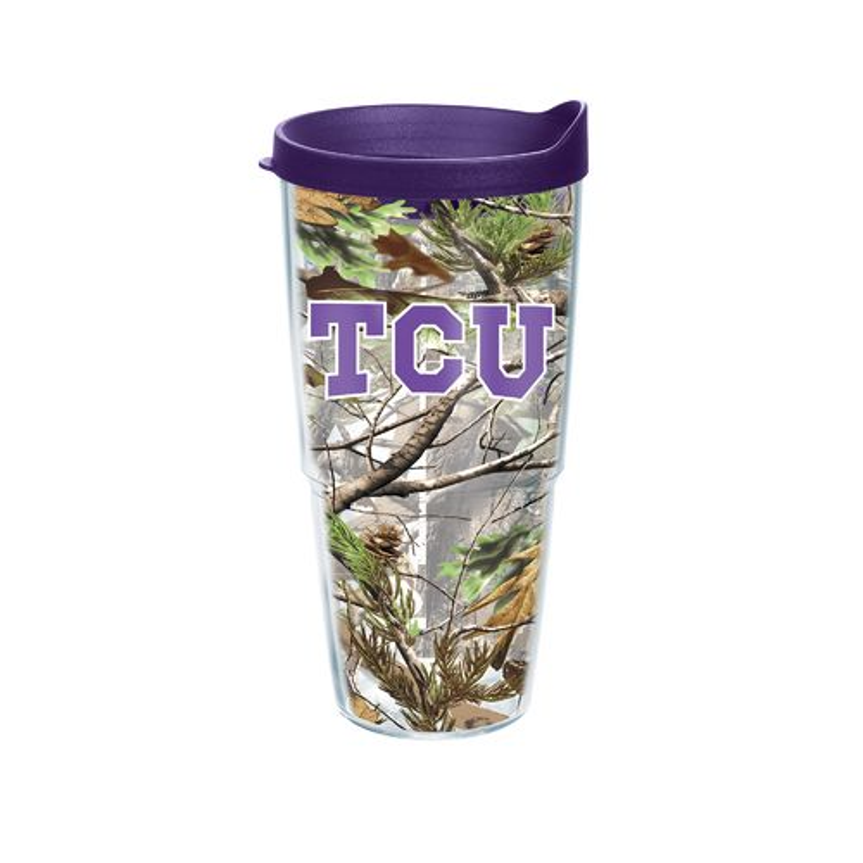 Tervis Texas Christian University Realtree Knockout 24 oz.