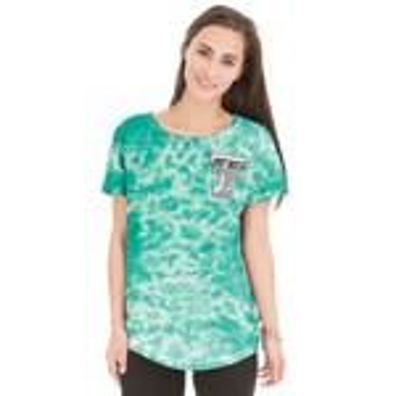 Venley Women's Texas Tech University Catherine T-shirt