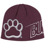 adidas Men's Mississippi State University Volume Knit Skully Cap