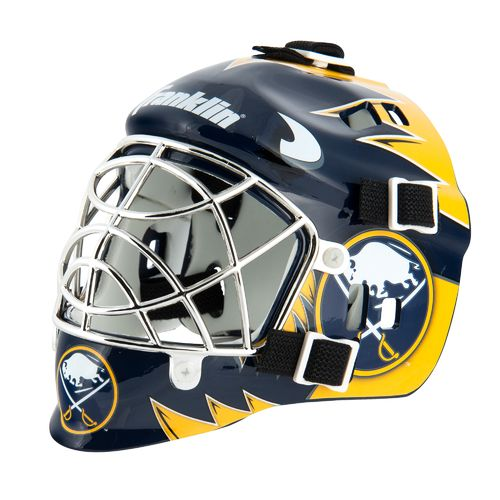 Franklin NHL Team Series Buffalo Sabres Mini Goalie Mask