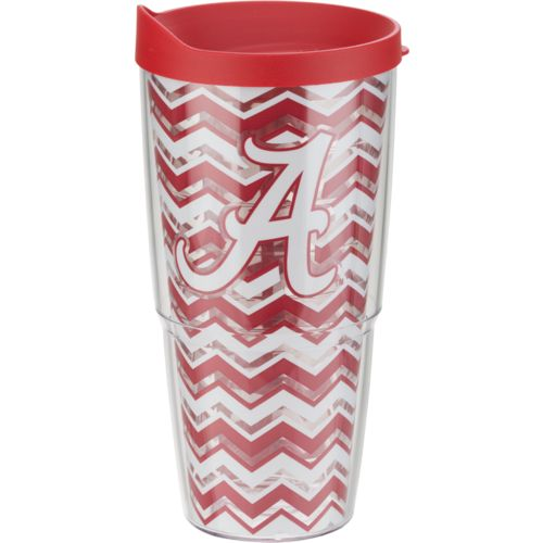 Tervis University of Alabama Chevron 24 oz. Tumbler with Lid