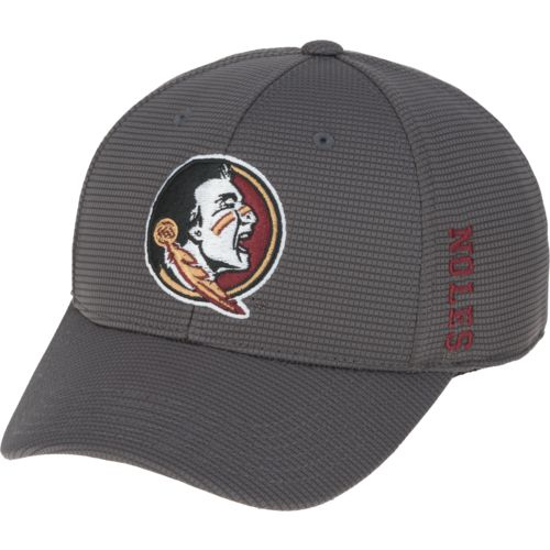 Top of the World Men's Florida State University Booster Plus Cap