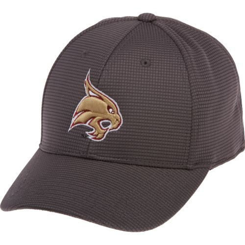 Top of the World Men's Texas State University Booster Plus Cap - view number 1