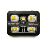 Team Golf University of Michigan 4-Ball Tin Gift Set - view number 1