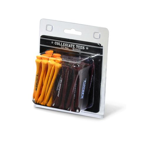 Team Golf University of Minnesota Golf Tees 50-Pack