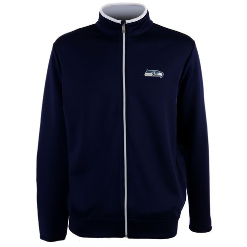 Antigua Men's Seattle Seahawks Leader Jacket