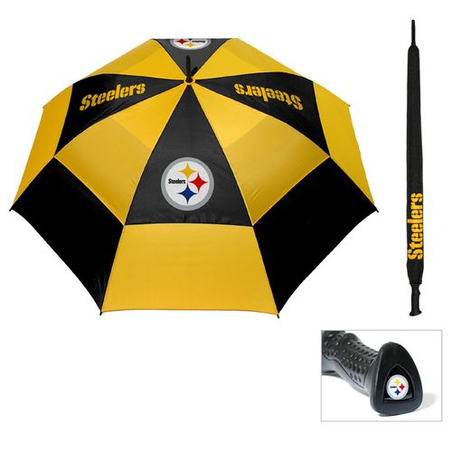 Team Golf Adults' Pittsburgh Steelers Umbrella - view number 1