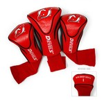 Team Golf New Jersey Devils Contour Sock Head Covers 3-Pack - view number 1