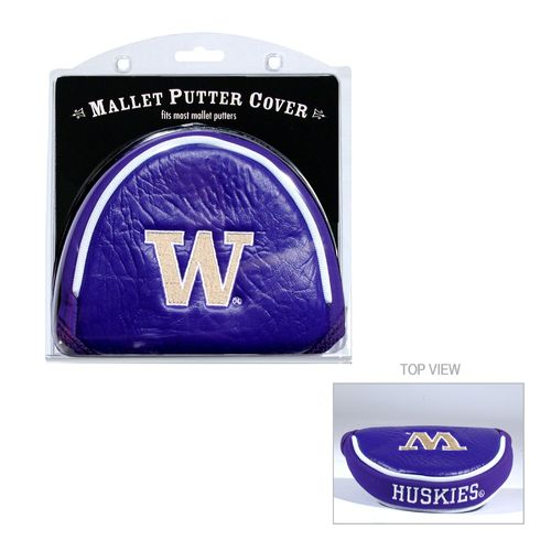 Team Golf University of Washington Mallet Putter Cover