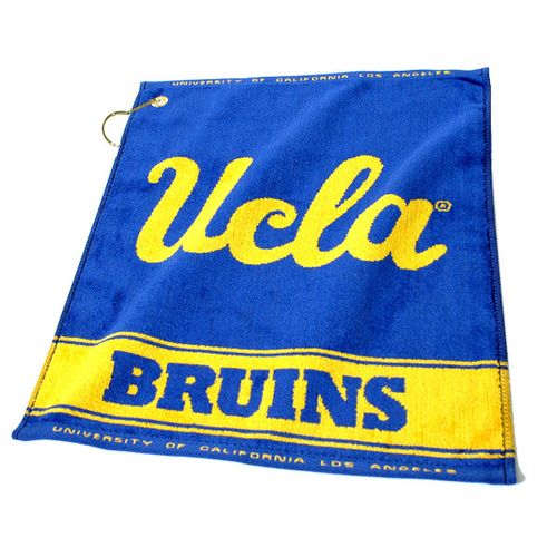 Team Golf University of California Los Angeles Woven Towel