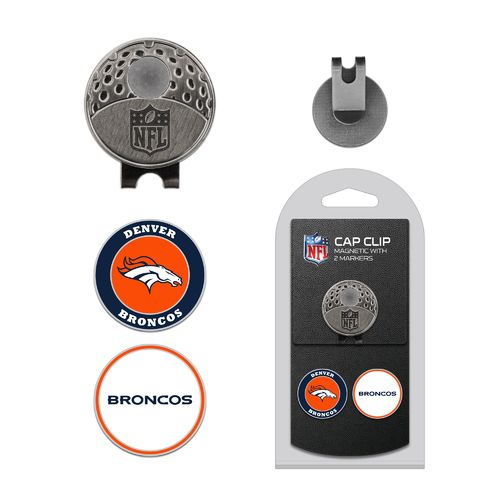 Team Golf Denver Broncos Marker Cap Clip - view number 1