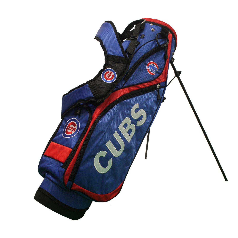 Team Golf Chicago Cubs Nassau Stand Golf Bag