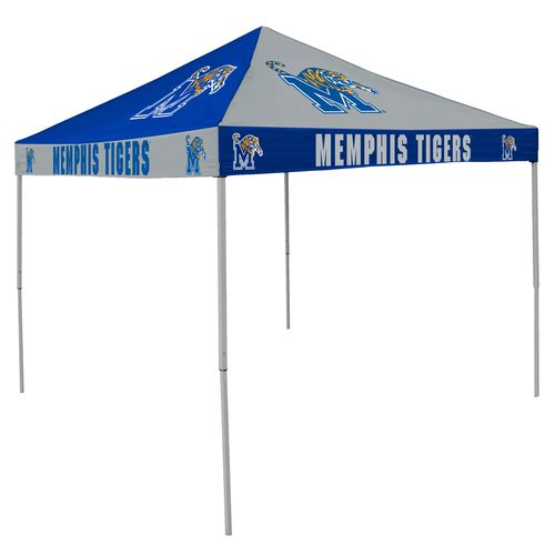Logo™ University of Memphis 9' x 9' Checkerboard Tent - view number 1