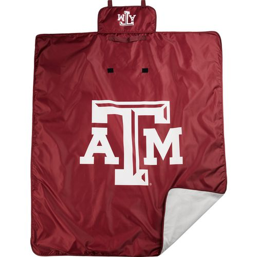 Logo™ Texas A&M University All-Weather Blanket - view number 1