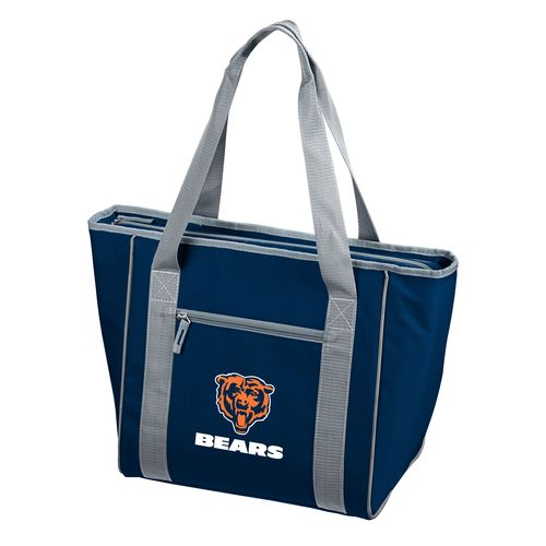 Logo™ Chicago Bears 30-Can Cooler Tote Bag - view number 1