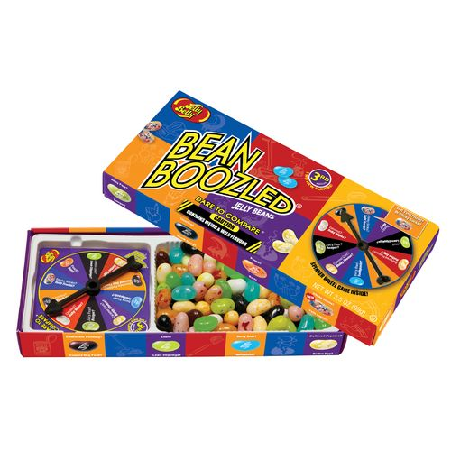 Display product reviews for Jelly Belly BeanBoozled Spinner Jelly Bean Gift Box