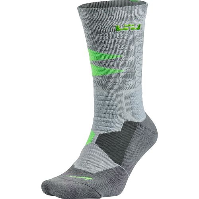 Nike Adults' LeBron James HyperElite Basketball Socks