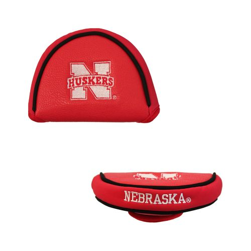 Team Golf University of Nebraska-Lincoln Mallet Putter Cover