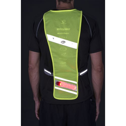 Bell Adults' Insight 800 LED Reflective Vest - view number 2